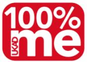100 Me Logo