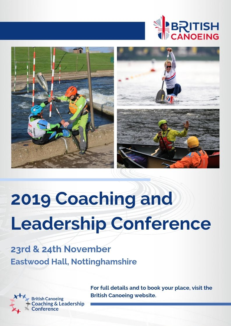 2019 Coaching Leadership Conference Programme 1