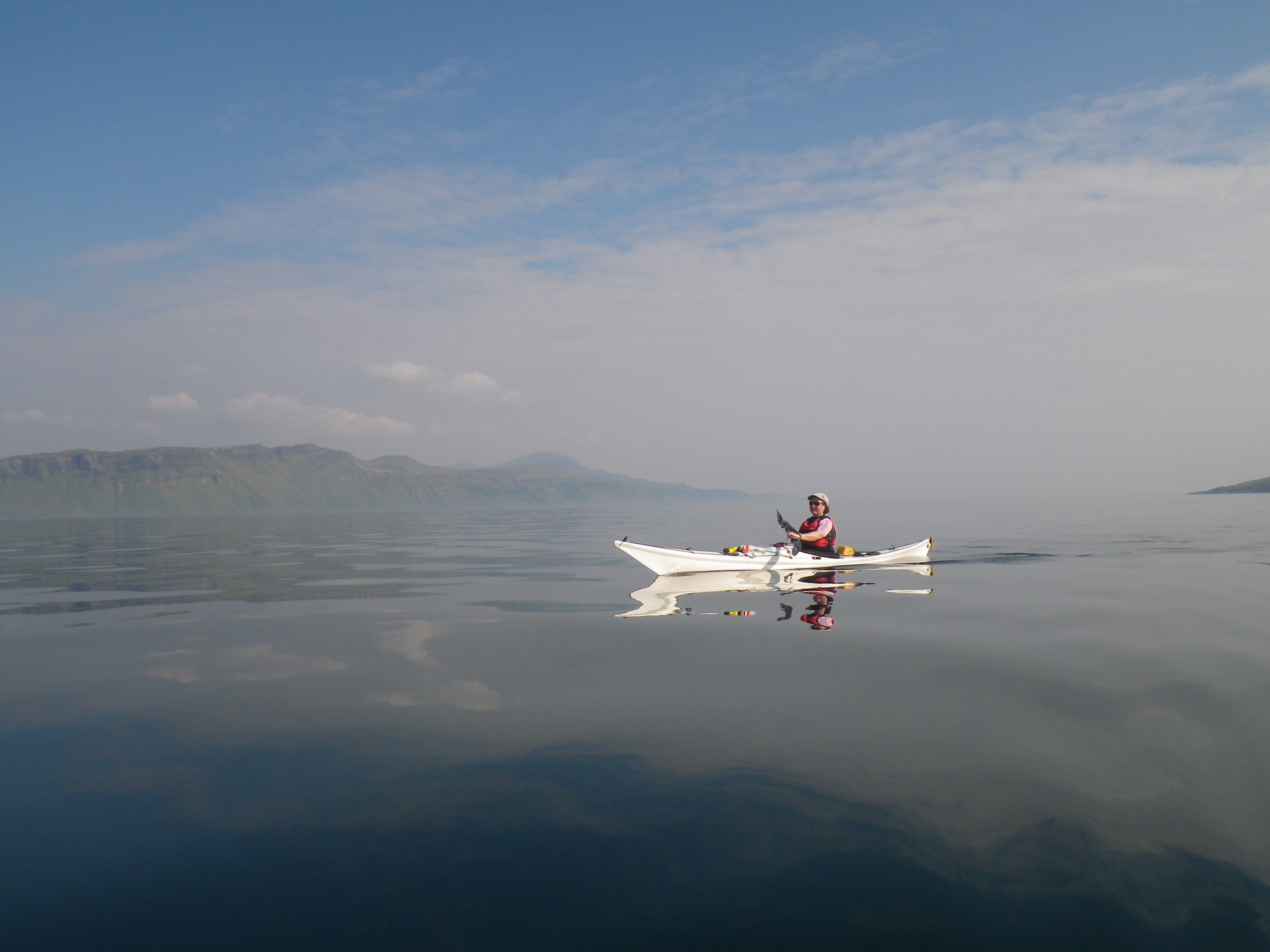 Raasay & Rona Expedition: Go Canoeing Week Photo Competition Winners