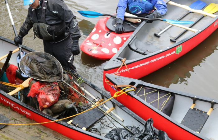 British Canoeing to support World Rivers Day