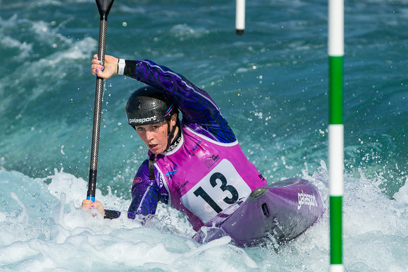 Magic Monday sees close of incredible weekend of slalom racing