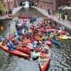 Paddle to the Heart puts Birmingham's waterways on the map