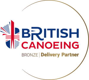 British Canoeing Delivery Partner Bronze Full Colour Logo