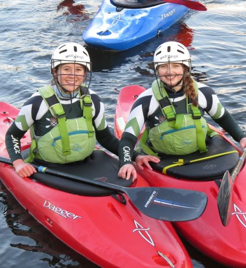 Exeter University Canoe Club host ThisGirlCan tournament