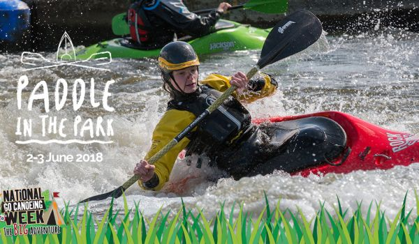 Paddle in the Park 2nd - 3rd June 2018