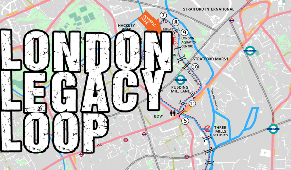Try the London Legacy Loop Challenge route