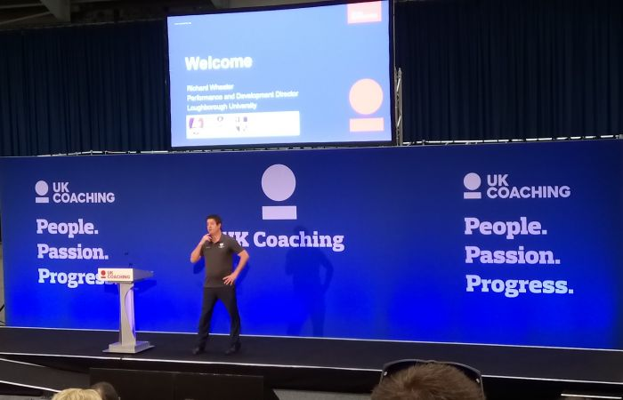 British Canoeing Present at UK Coaching Conference