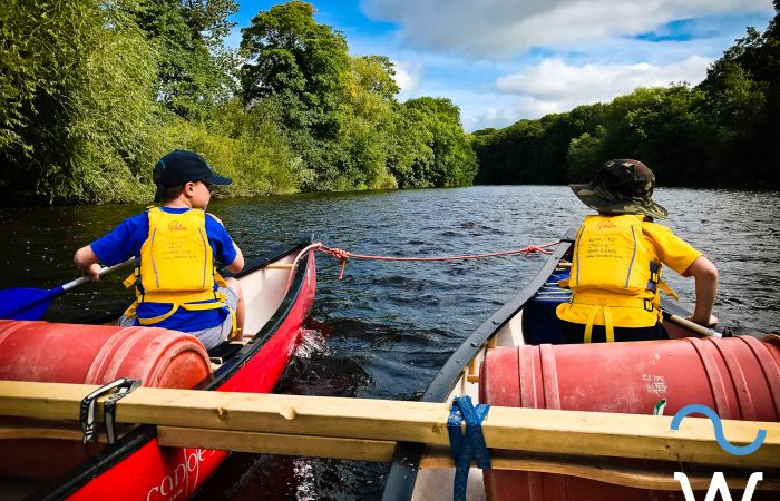 How to clock up the miles this National Go Canoeing Week!