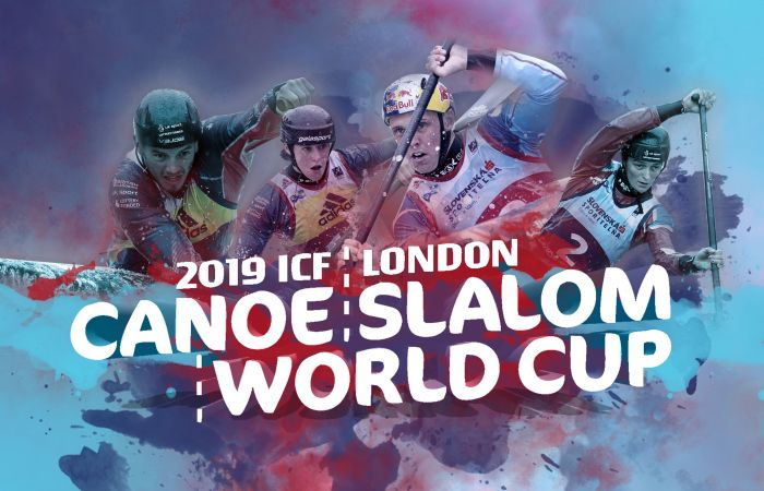 2019 ICF Canoe Slalom World Cup London tickets details announced
