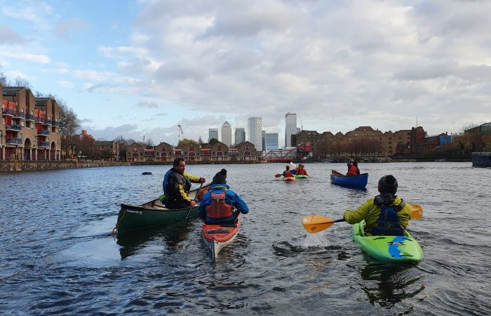 Become a Paddlesport Touring Leader