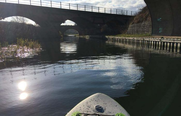 Blog: Worksop to Osberton – A picturesque paddle in the Nottinghamshire countryside