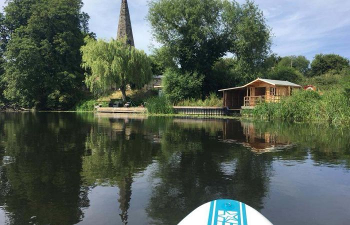 Blog: A tranquil paddle along the picturesque River Soar
