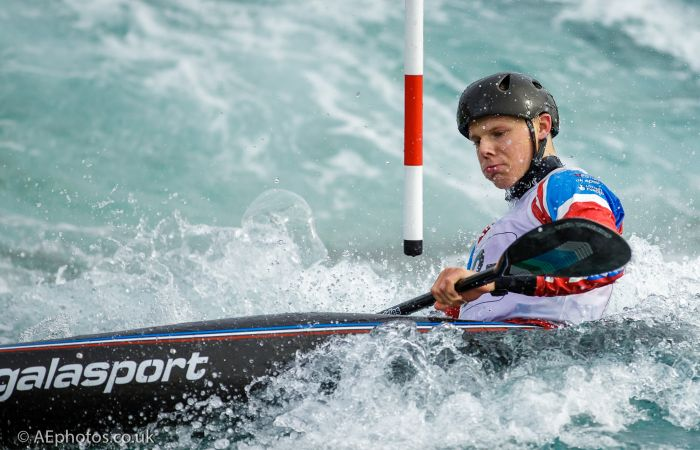 GB Junior and U23 Slalom Teams Selected