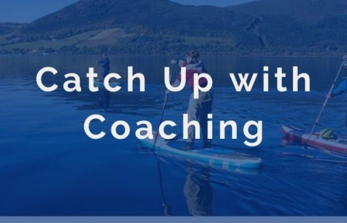 March Catch Up With Coaching