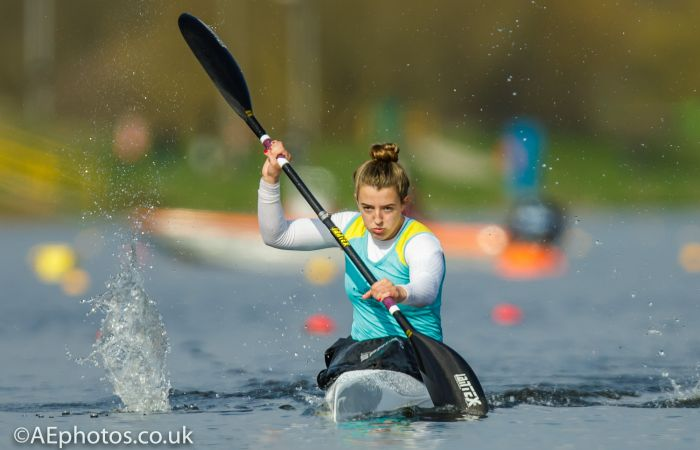 British Canoeing Athletes Recognised by SportsAid