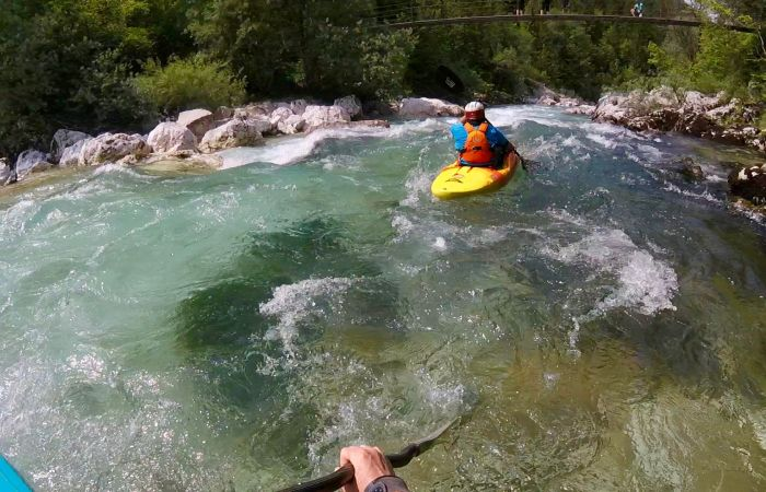 Joint Services Undertake Progressive White Water Award