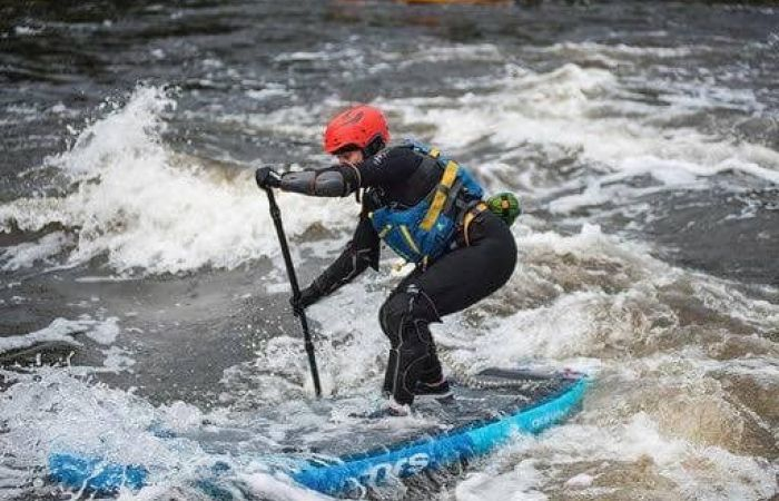 Hear from Emma Love, on her journey to become a SUP White Water Coach