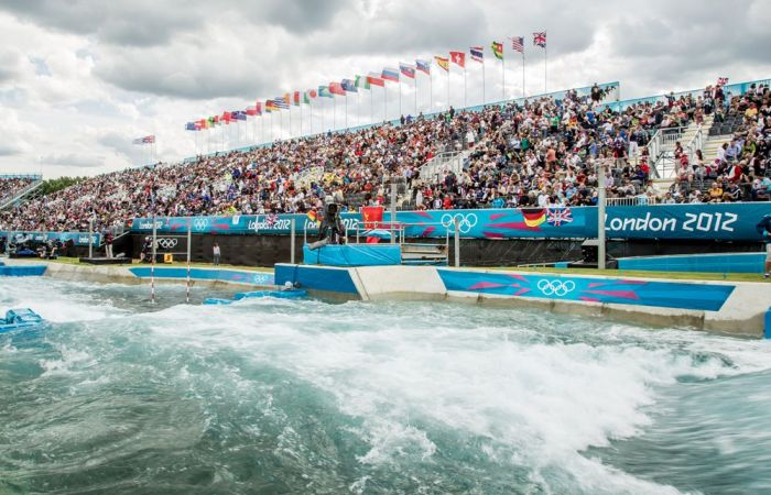 London 2012 Medallists Return to Lee Valley For World Cup Opener