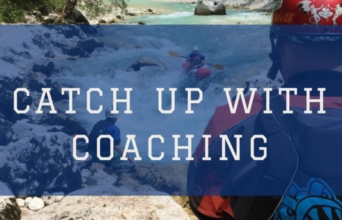 May Catch Up with Coaching
