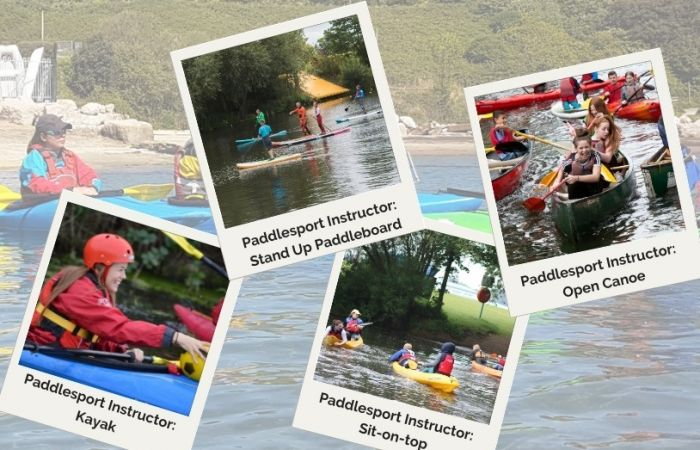 5 Reasons to Become a NEW Paddlesport Instructor