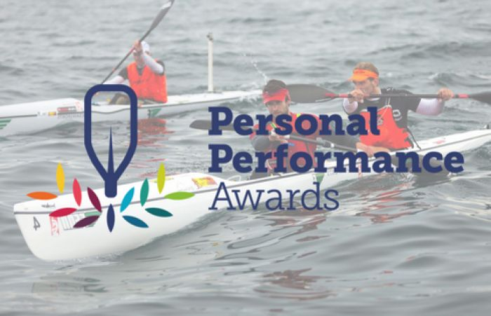 Take YOUR NEW Personal Performance Award today!