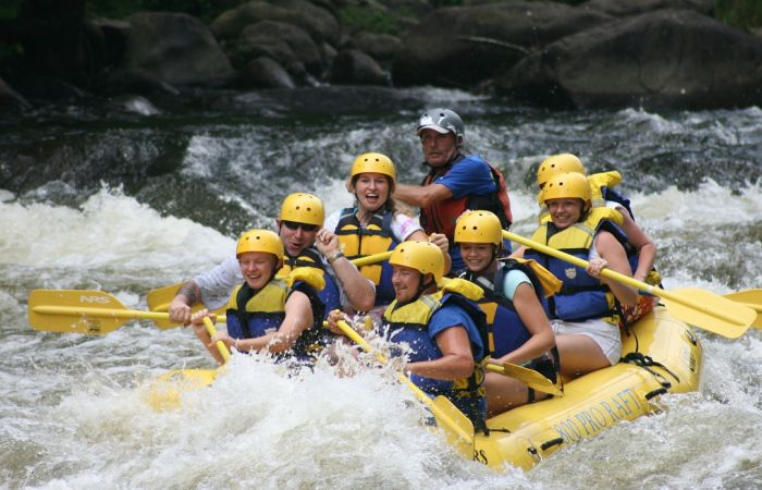 Raft Guide Qualifications