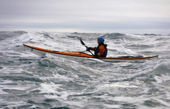 Hear from Zoe, who talks us through her journey to become Advanced Sea Kayak Coach