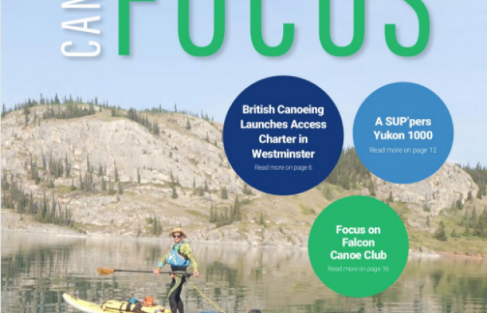 The Winter edition of Canoe Focus is out now!