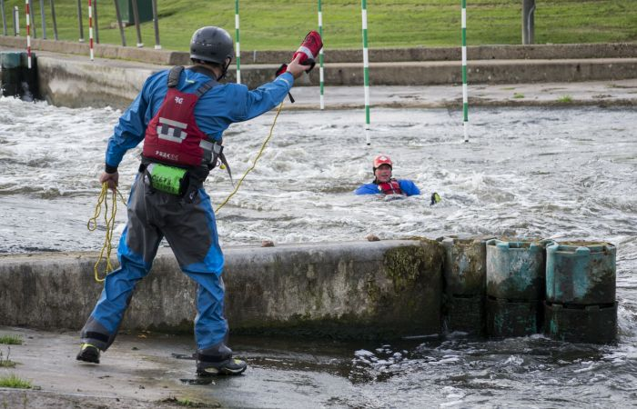British Canoeing Awarding Body announce NEW Stadium Safety and Rescue Training