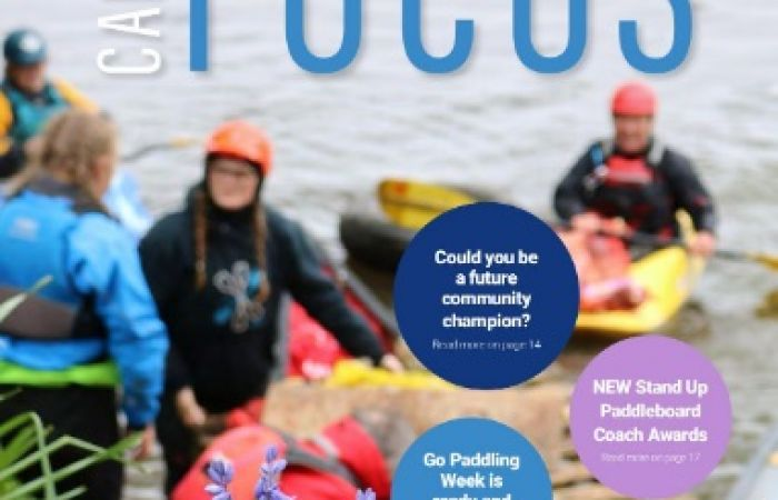 The latest edition of Canoe Focus full of features, interviews and more is out now!