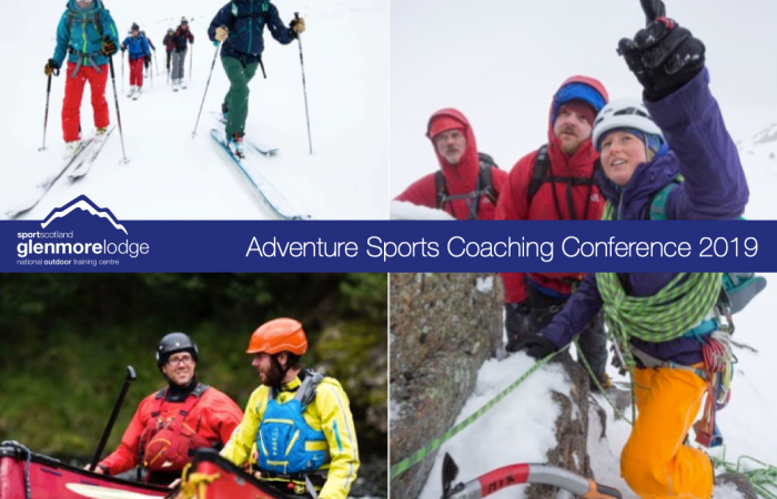 British Canoeing present at Adventure Sports Coach Conference