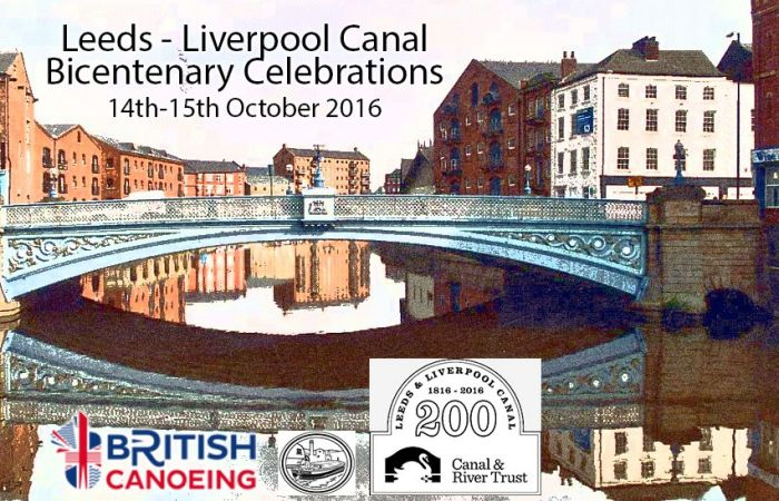 Leeds & Liverpool Canal - Bicentenary Celebrations - 1816-2016