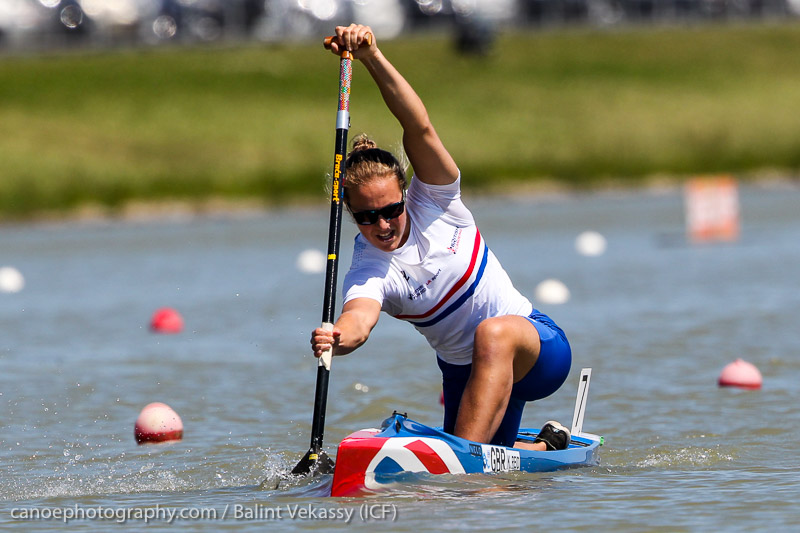 Youngsters embrace great racing opportunities at Canoe