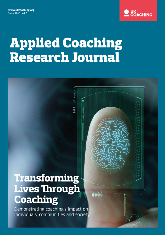 Uk Coaching Applied Coaching Journal Full