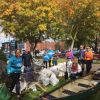 Lincoln Canoe Club take part in SAS Autumn clean up