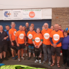 Clevedon Canoe Club's 12 hour paddle for Meningitis Now!