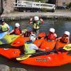 Paddle Peak inspires 240 local youngsters at the Cromford Mill Outdoors Weekend