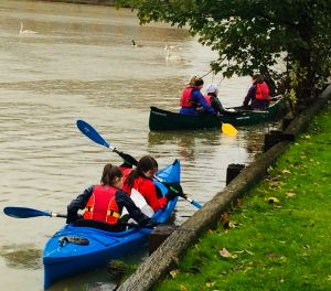 Lincoln Canoe Club Waterways Clean Up Sat 26 Oct 2
