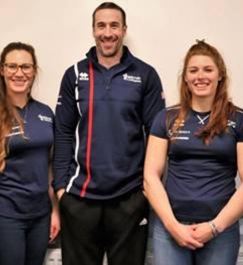 First cohort successfully complete tenure as Athlete Reps