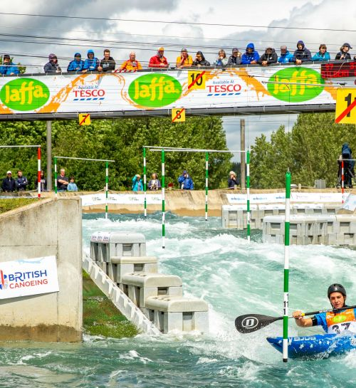 British Canoeing Events to be powered by Energy Generator Hire