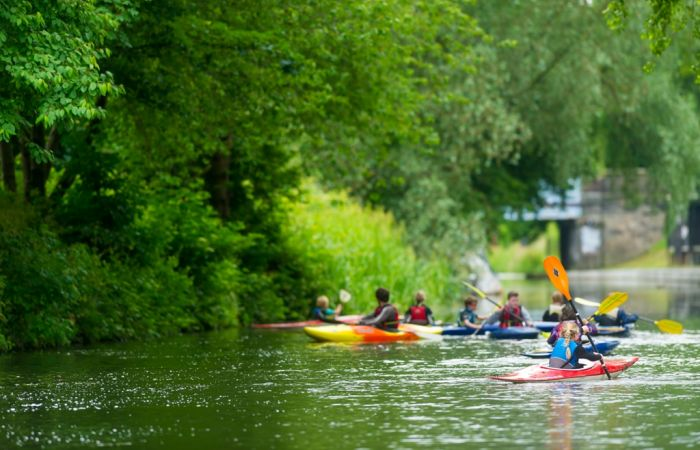 An update for British Canoeing affiliated clubs in England - 23 September 2020