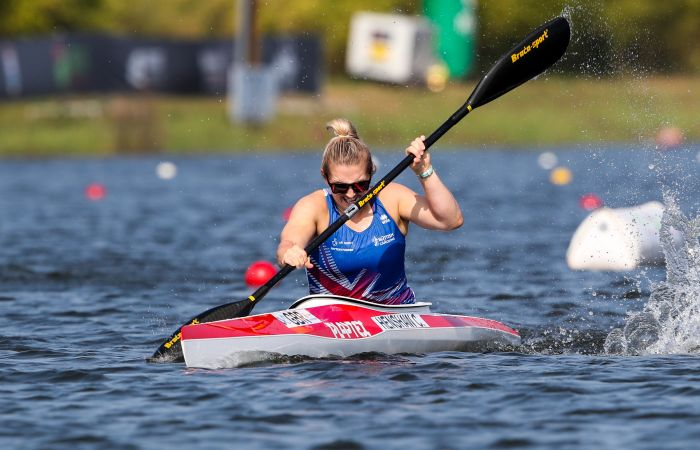 Super September – Ones To Watch: Sprint and Paracanoe