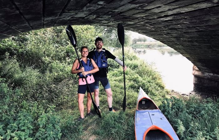 British Canoeing Staff conquer the August Paddle Challenge