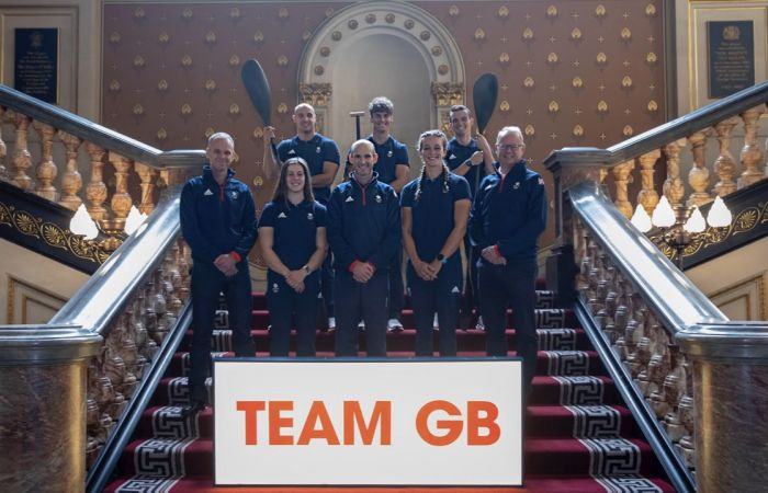 Team GB announces canoeing athletes selected for the Tokyo 2020 Olympic Games