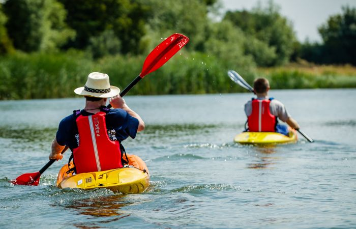 COVID-19 Update: Latest Guidance for Paddlesport Clubs, Centres and Hire Providers