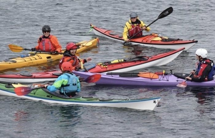 #ShePaddles: Sea Kayaking Events just for Women...Why do we need them?