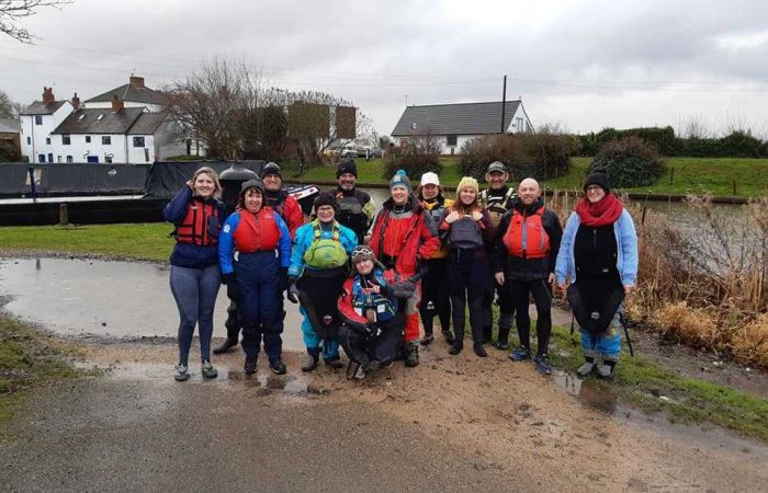 BLOG: Paddlers help raise funds to protect special areas for conservation