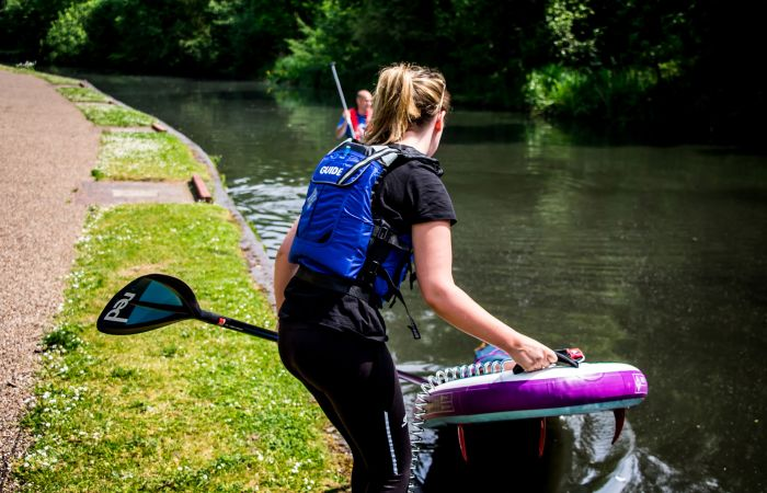SUP Safety - all you need to know to stay safe on the water