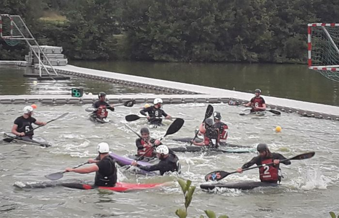 Meridian Canoe Club claim Polo British Open crown