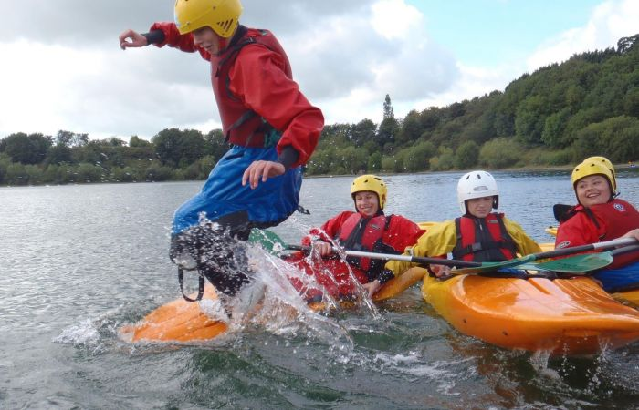 British Canoeing supports Save Outdoor Education campaign